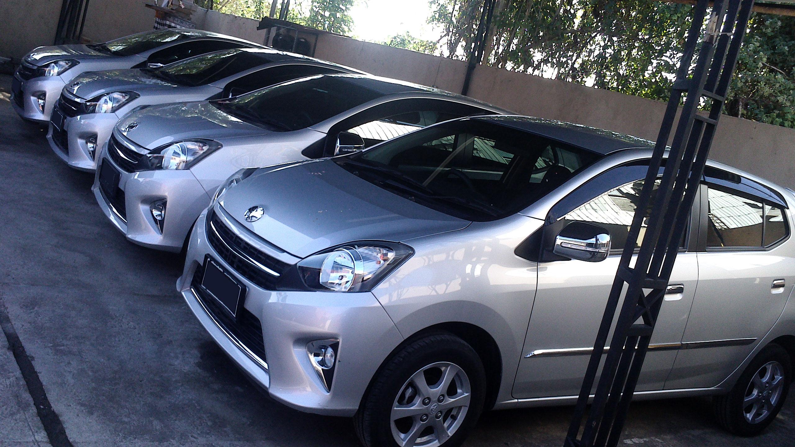 Sewa Mobil Matic di Malang